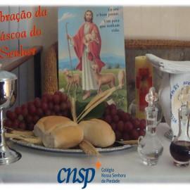 Celebração da Páscoa do Senhor