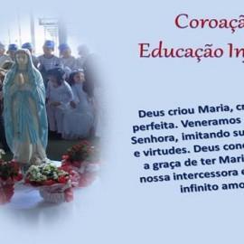 Coroação Educação Infantil