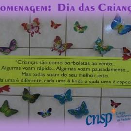 Comemoração Dia das Crianças
