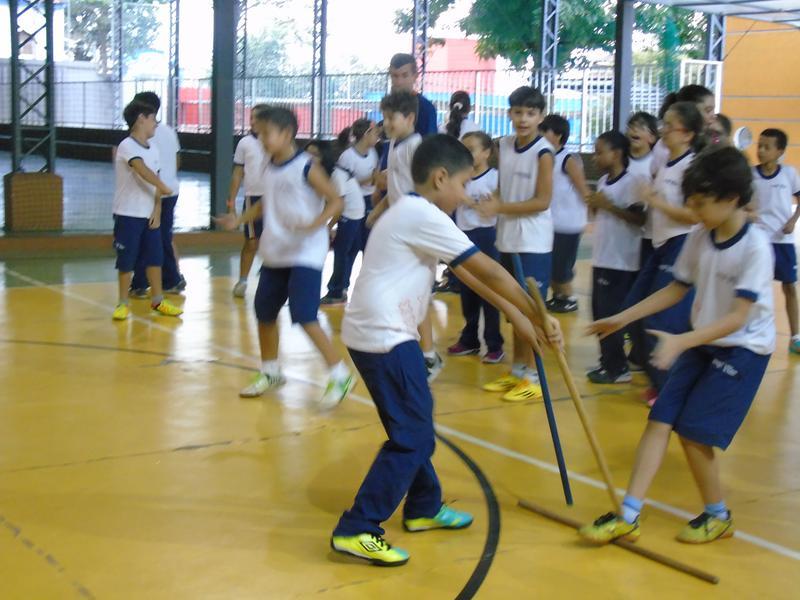 Preferência Atividades de Coordenação motora nas Aulas de Educação Física  SJ81