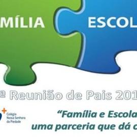 Reunião de Pais 2016