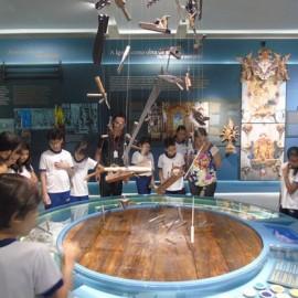Visita ao Museu de Congonhas – (6º ano)
