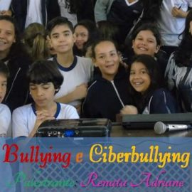 Palestra – Bullying e Ciberbullying – 6º ao 8º anos do E.F.
