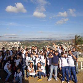 Encerramento do Projeto de Geografia em São João Del Rei e Tiradentes