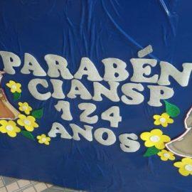 Comemoração pelos 124 anos da CIANSP – Educação Infantil