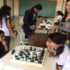Projeto: Jogo de Xadrez