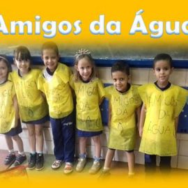 Amigos da Água – Educação Infantil
