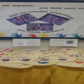 Projeto Sacolas Retornáveis