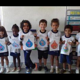 Educação Infantil – Comemoração ao Dia Mundial da Água