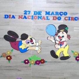 Educação Infantil – Comemoração – Dia do Circo