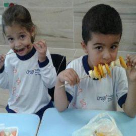 Educação Infantil – Semana da Alimentação Saudável