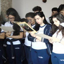 Ensino Médio – 3º ano Ensino Médio – Via Sacra