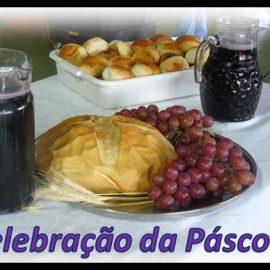 Celebração Eucarística – Páscoa do  Senhor – Alunos do turno da tarde