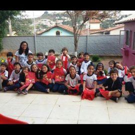 Ensino Fundamental I – 2ºs anos – Início do Projeto de Leitura