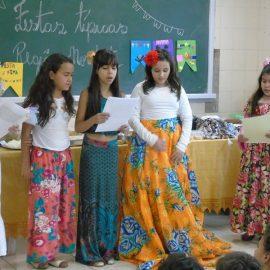 Ensino Fundamental I – Mostra Cultural – Região Nordeste