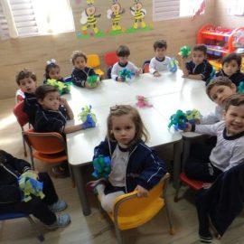 Brincando, Eu aprendo – Educação Infantil