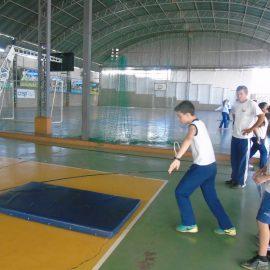 Festival de Mini Atletismo – Educação Física.