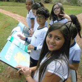Projeto Germinar e os Biomas Brasileiros