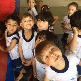 Comemoração Dia dia das Crianças