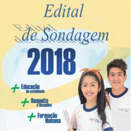 Edital para Sondagem 2018