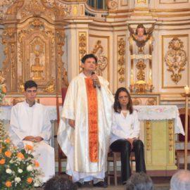 Celebração Eucarística pelo encerramento do ano letivo