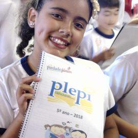 Lançamento do PLEPi Júnior