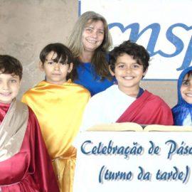 Celebração Eucarística – Páscoa do Senhor