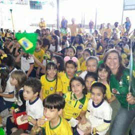 Copa do mundo 2018 – Pequena-grande surpresa!