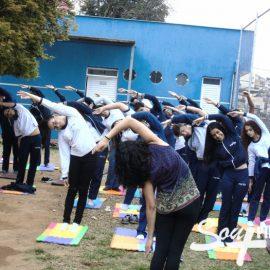 Yoga: energia positiva para prosseguir
