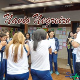 Navio Negreiro: uma aula que ficou para a História