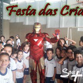 Comemoração Dia das Crianças – Alegria em dobro