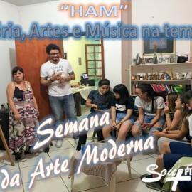 """""""HAM"""" – História, Artes e Música na temática"""