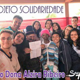 Projeto Solidariedade em prol do Asilo Dona Alzira Ribeiro em Entre Rios/MG