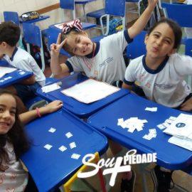 A Matemática e o prazer de aprender brincando