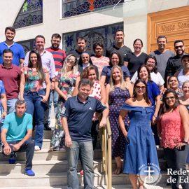 Reunião de planejamento dos VII Jogos Estudantis da CIANSP – Rio de Janeiro 2019.
