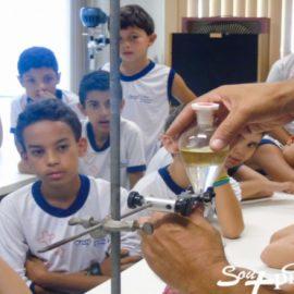 Aula prática: vivenciando experimentos