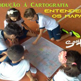 Introdução à Cartografia – entendendo os mapas
