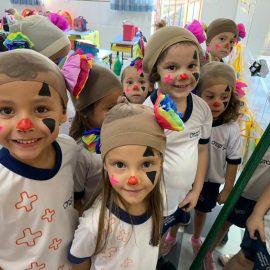 Resgate, encantamento e magia no Dia do Circo