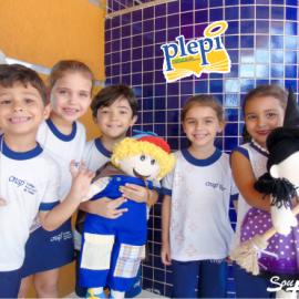 Com um convite para uma inesquecível viagem: O PLEPi Kids está de volta!