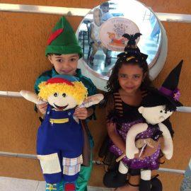 Interações, aventuras e recontos no PLEPi Kids