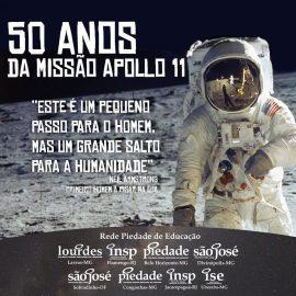 50 anos da Missão Apolo 11