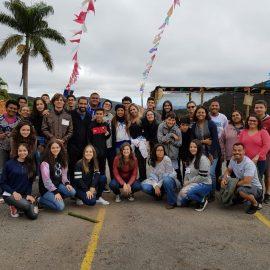 PJP – Primeira Jornada Pastoral e Pedagógica da Juventude Piedade.