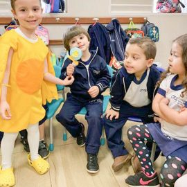Interação, aprendizado e descobertas no PLEPi Kids