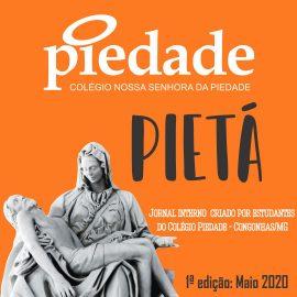 LANÇAMENTO: Jornal Pietá