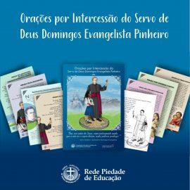 Orações por Intercessão do Servo de Deus Domingos Evangelista Pinheiro
