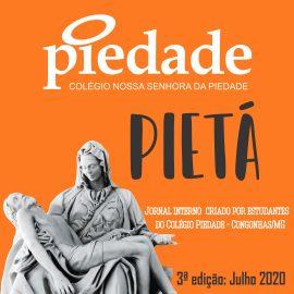 Confira a terceira edição do Jornal Pietá