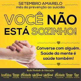 #compartilhe! Saúde mental é saúde também!