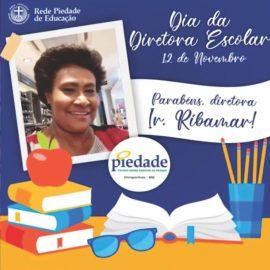 Dia da Diretora Escolar