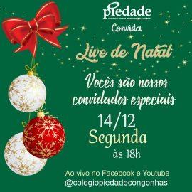 Convite especial: Auto de Natal