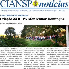 CIANSP Notícias: Um novo elo de comunicação